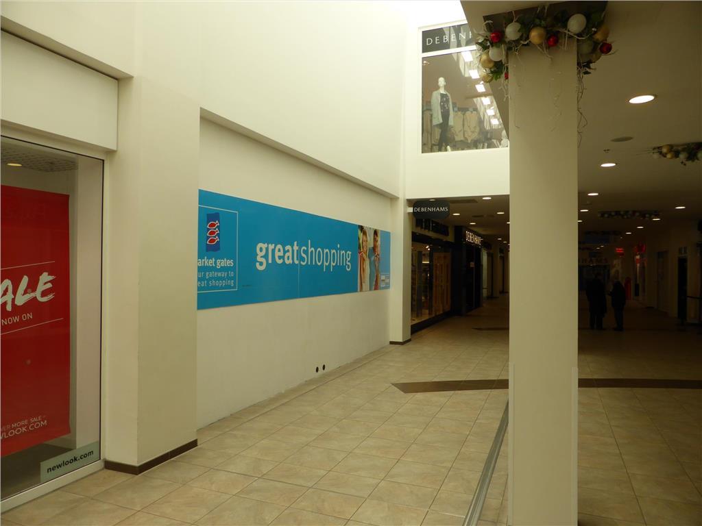 Unit B Market Gates Shopping Centre