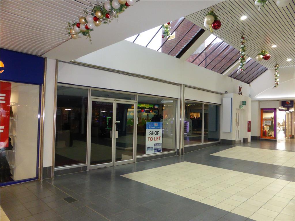 28 Market Gates Shopping Centre