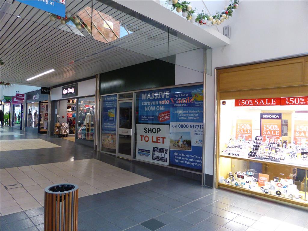 12 Market Gates Shopping Centre