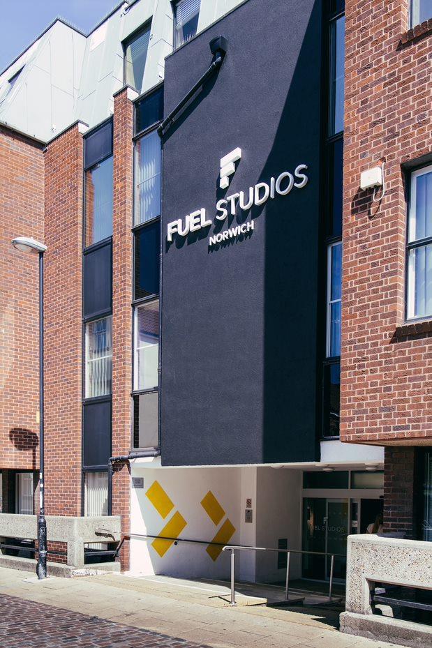 Fuel Studios, Kiln House, Pottergate