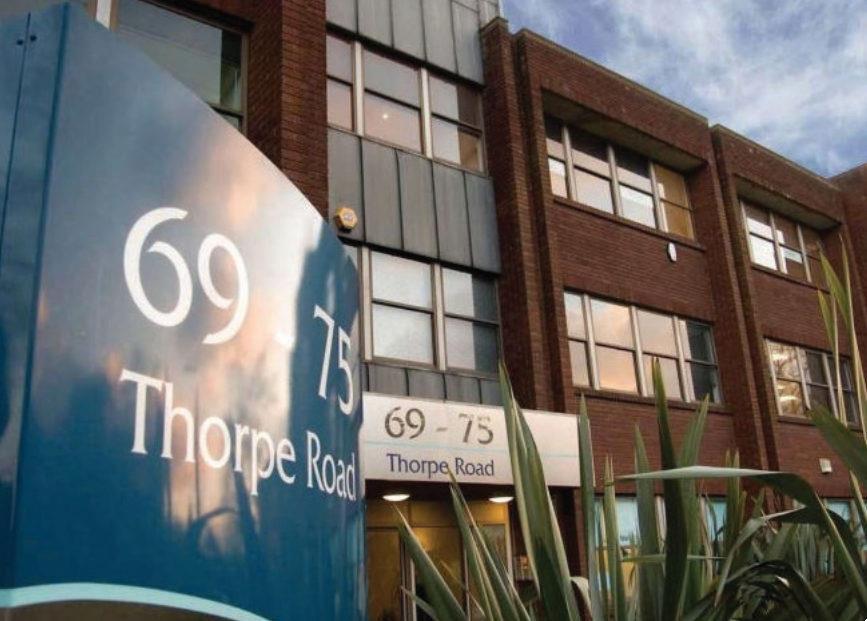 69/75 Thorpe Road